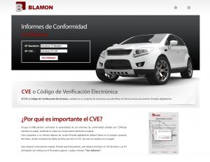 CVE Blamon