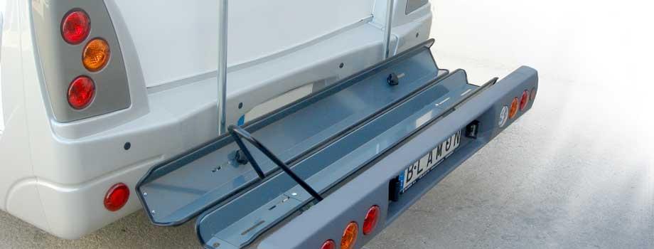 Porta Motos / Plataformas