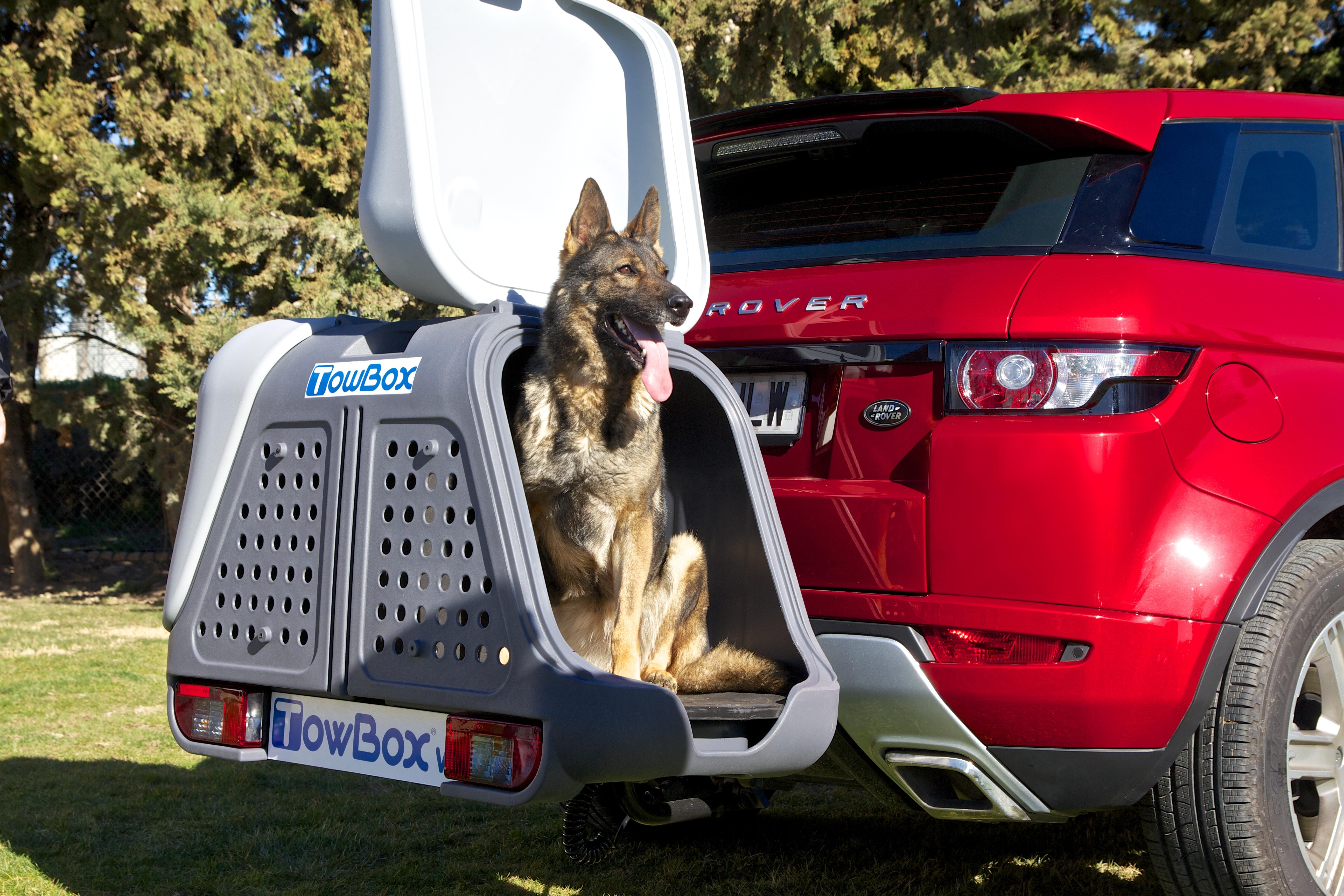 Blamon ayudas transporte for Towbox usato