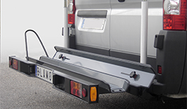 Porta Motos para furgonetas/vans
